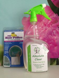 Lice Removal Products
